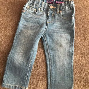 Children's Place Skinny Jeans - (12-18 Mo)